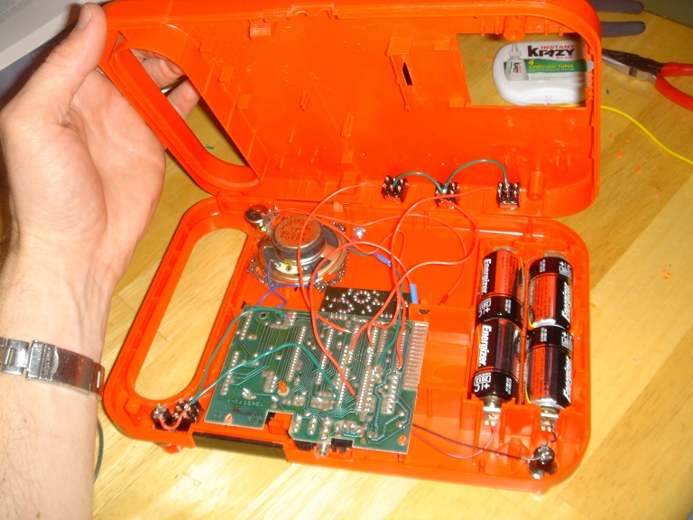 The main ways my incantor varied from the plan in the book was that I could not get the potentiometer to control the pitch. The circuit he described and ... : spell wiring - yogabreezes.com
